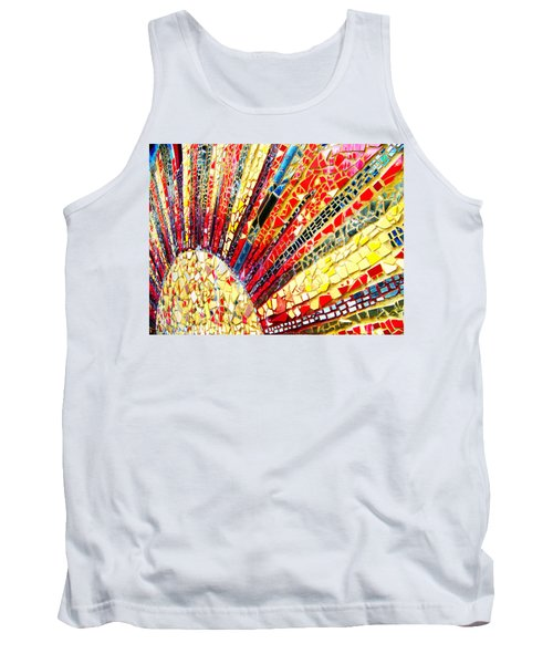 Living Edgewater Mosaic Tank Top