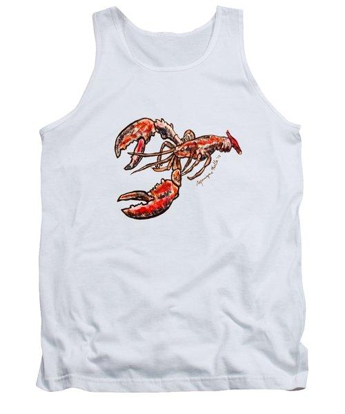 Lobster Tank Top