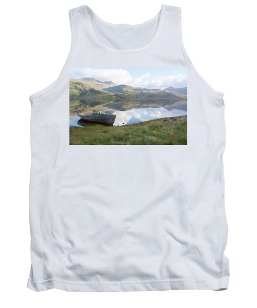 Loch Beg Reflects Tank Top