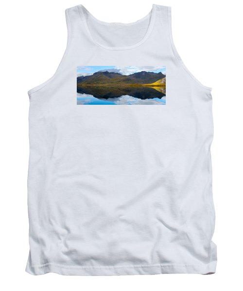 Lofoten Lake Tank Top