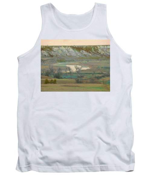 Logging Camp River Reverie Tank Top