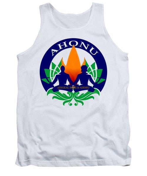 Logo Of Ahonu.com Tank Top