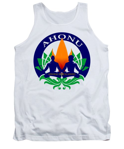 Logo Of Ahonu.com Tank Top