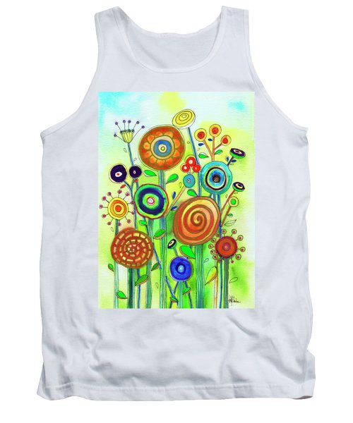Lollipop Garden Tank Top