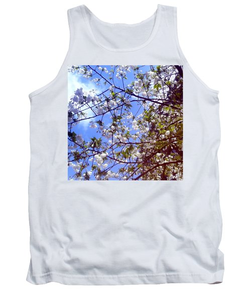 Tank Top featuring the photograph Lomography Spring Berlin by Art Photography