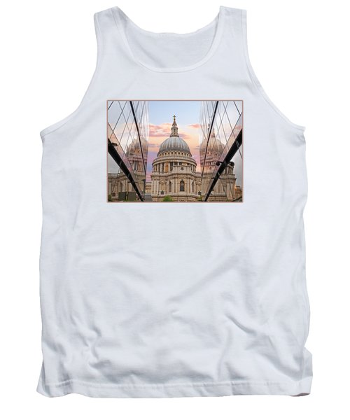 London Awakes - St. Pauls Cathedral Tank Top