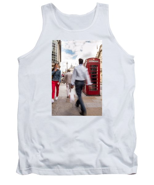 London In Motion Tank Top