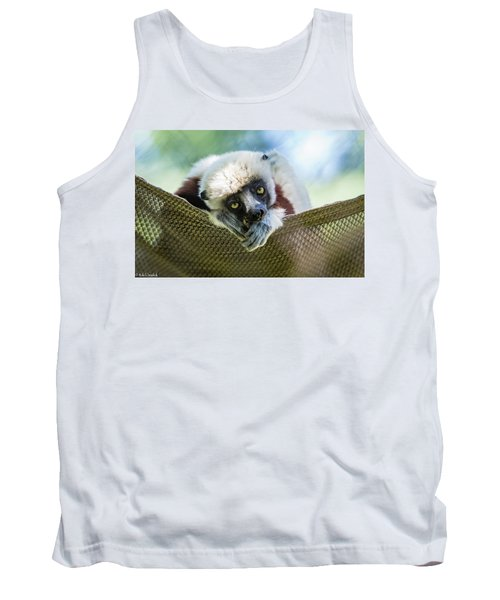 Lonely Lemur Tank Top