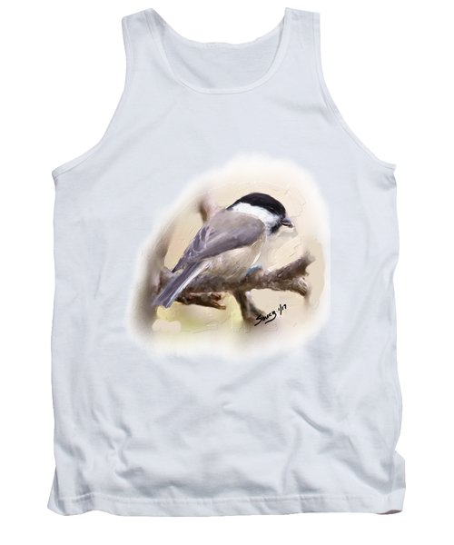Lonely One Tank Top by Levi Soucy