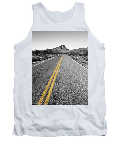 Lonely Road Tank Top