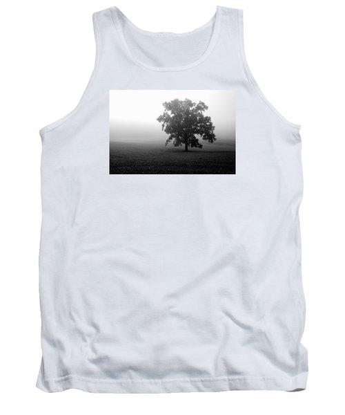 Lonely Tree Tank Top by Deborah Scannell