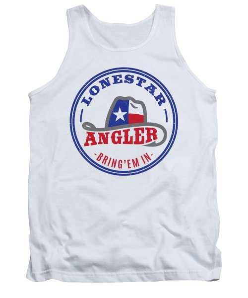 Lonestar Angler Tank Top