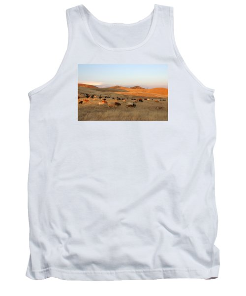 Longhorns Tank Top