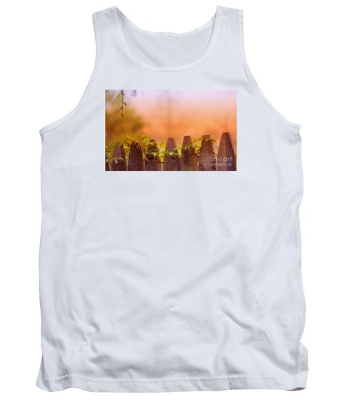 Tank Top featuring the photograph Look Beyond The Boundary by Rima Biswas