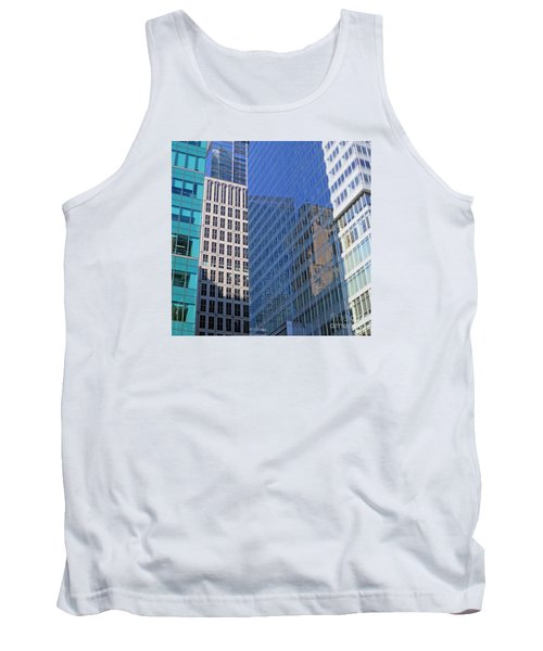 Look Through Any Window Tank Top