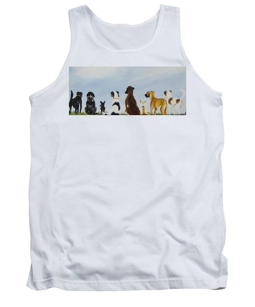 Looking For Our Forever Home Tank Top
