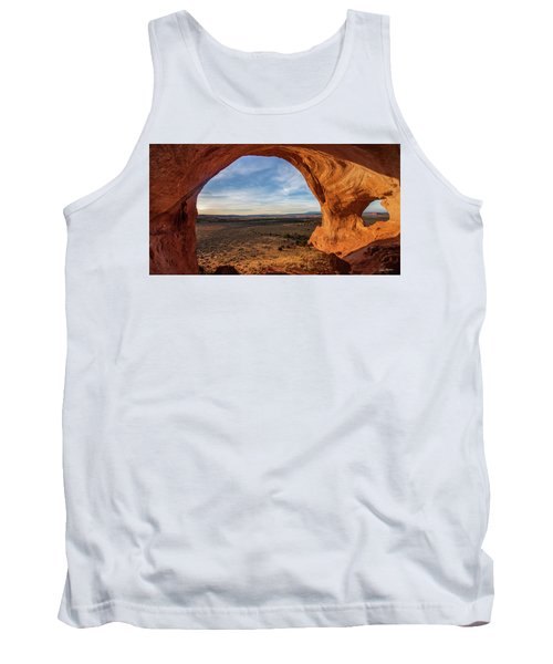 Looking Glass Arch Tank Top