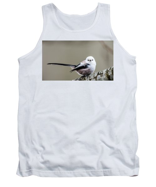 Tank Top featuring the photograph Loong Tailed by Torbjorn Swenelius
