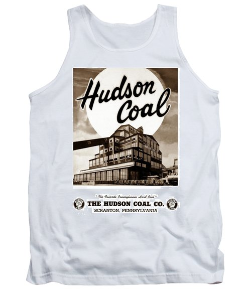 Loree Colliery Larksville Pa. Hudson Coal Co  Tank Top