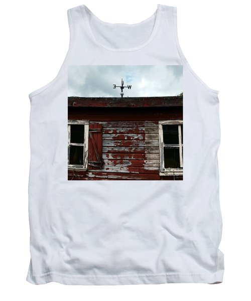 Lost Direction Tank Top