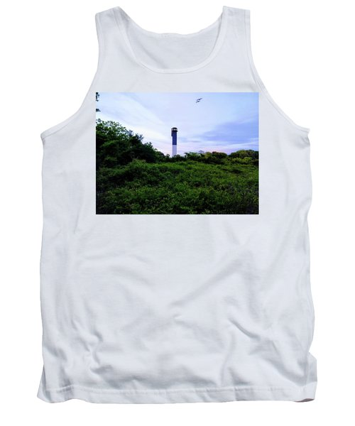 Lost Lighthouse Tank Top