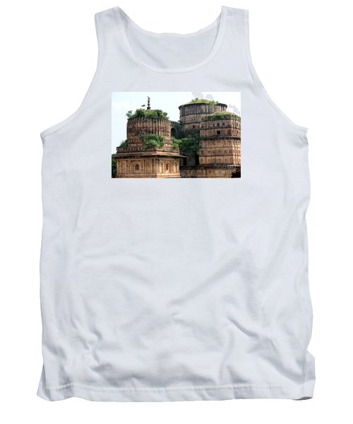 Lost Place In Central India Tank Top