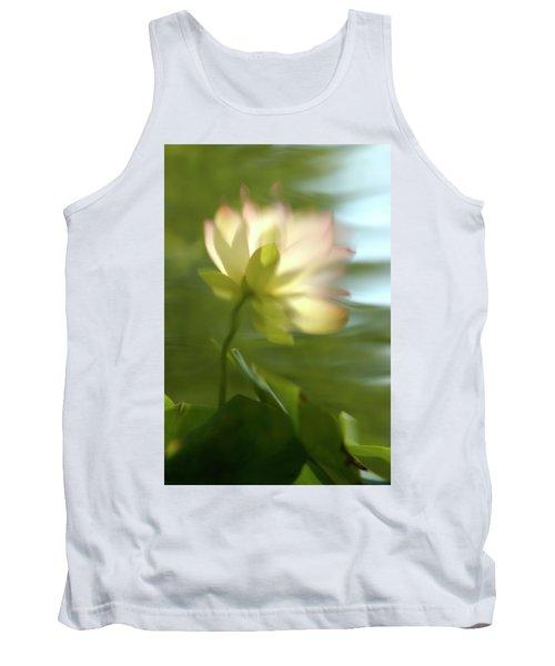 Lotus Reflection Tank Top