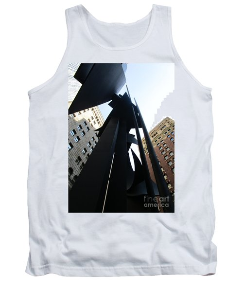 Louise Nevelson Plaza 1 Tank Top