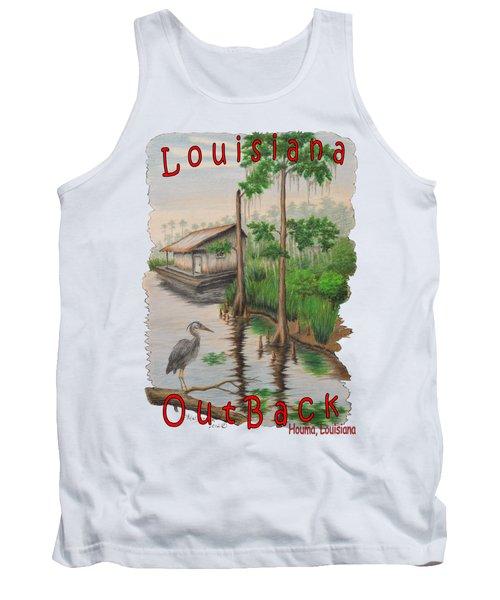 Louisiana Outback Tank Top