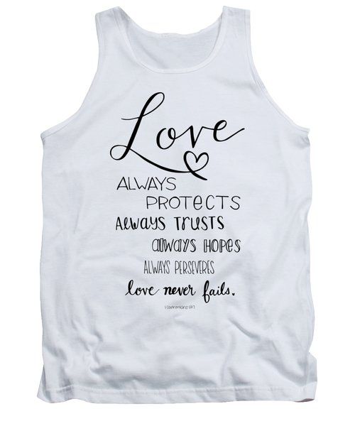 Love Always Tank Top
