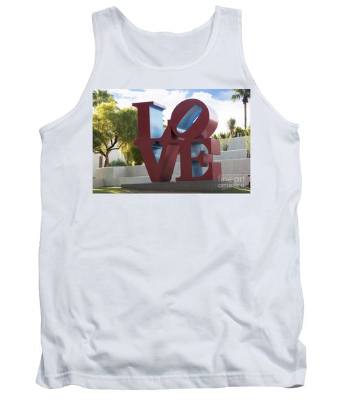 Love In The Park Tank Top