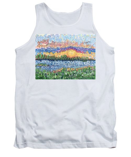Love Is Everywhere If You Look Tank Top