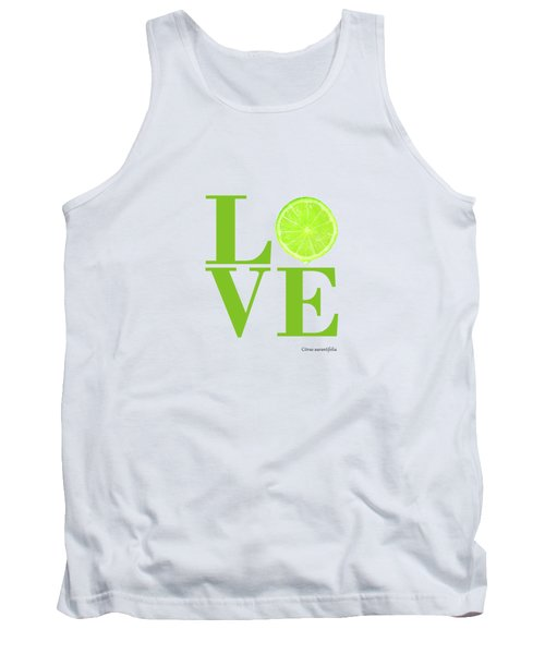 Love Lime Tank Top