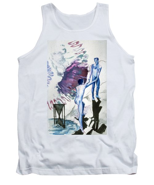 Love Metaphor - Drift Tank Top