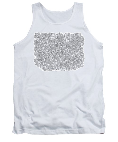 Love Moscow Tank Top by Tamara Kulish