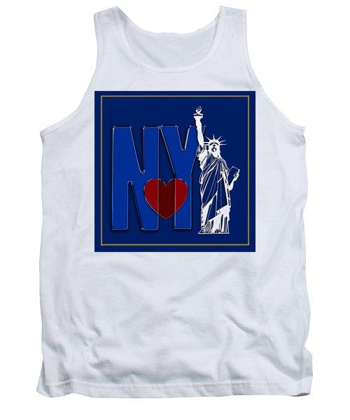 Love New York Tank Top