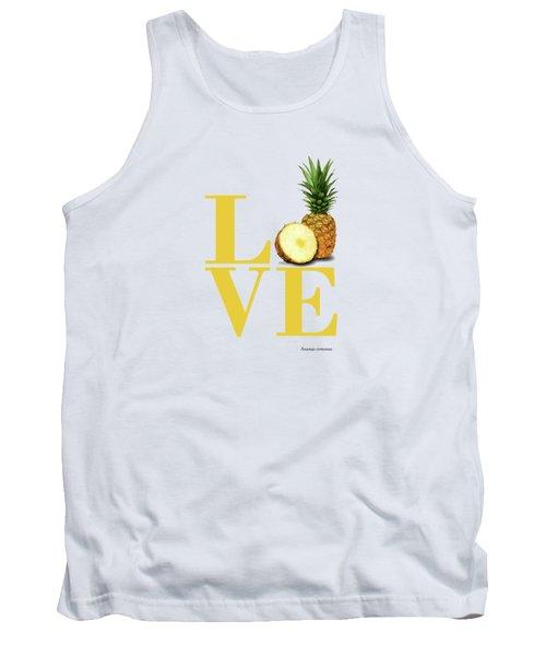 Love Pineapple Tank Top