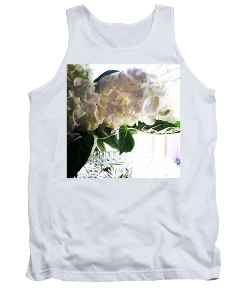 Love These Flowers! #happylaborday Tank Top