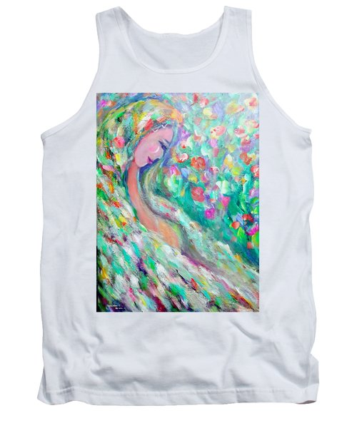 Lovely Angel Tank Top