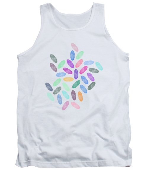 Lovely Pattern Vi Tank Top