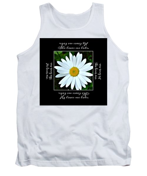 Loves Me Loves Me Lots Tank Top