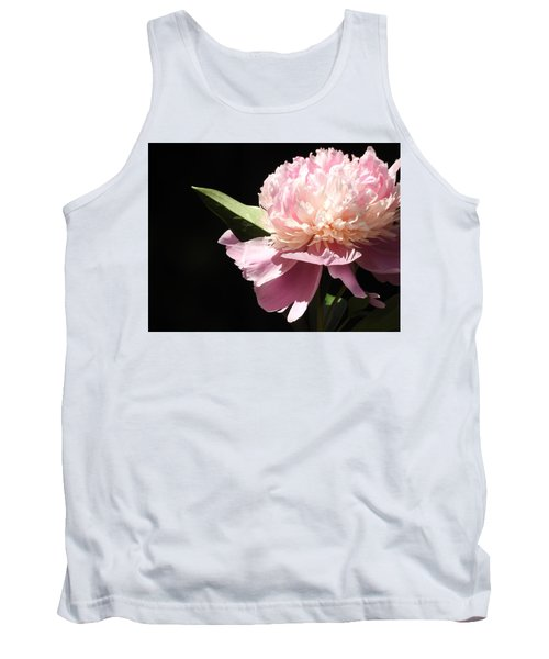 Tank Top featuring the photograph Loving The Sunshine by Betty-Anne McDonald