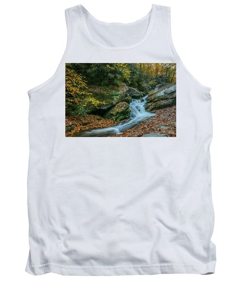 Lower Upper Creek Falls Tank Top