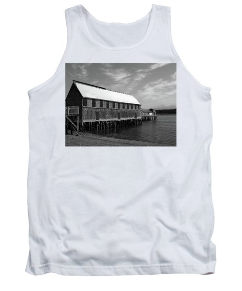 Lubec, Maine Tank Top