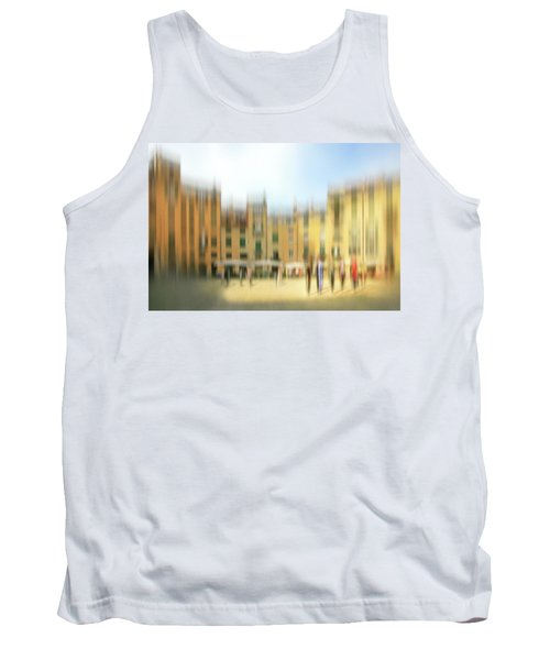Lucca Ampitheatre Impression 1 Tank Top by Marty Garland