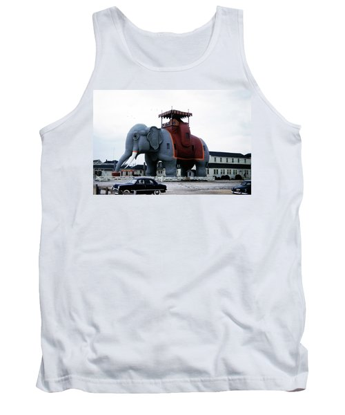 Lucy The Elephant 2 Tank Top