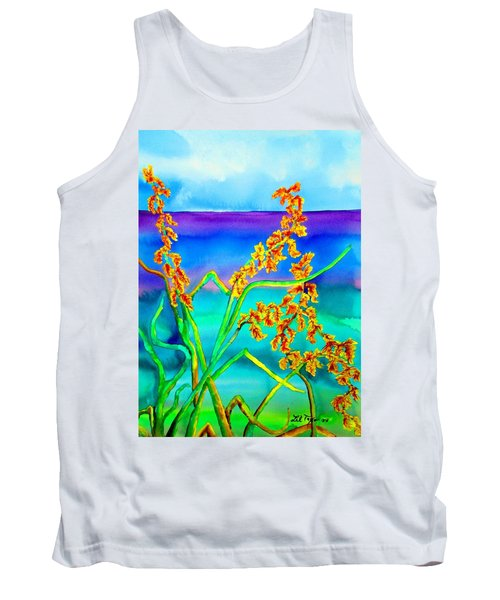 Luminous Oats Tank Top by Lil Taylor