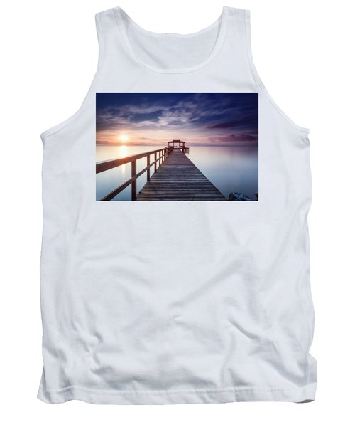 Tank Top featuring the photograph Lumos Maxima by Edward Kreis