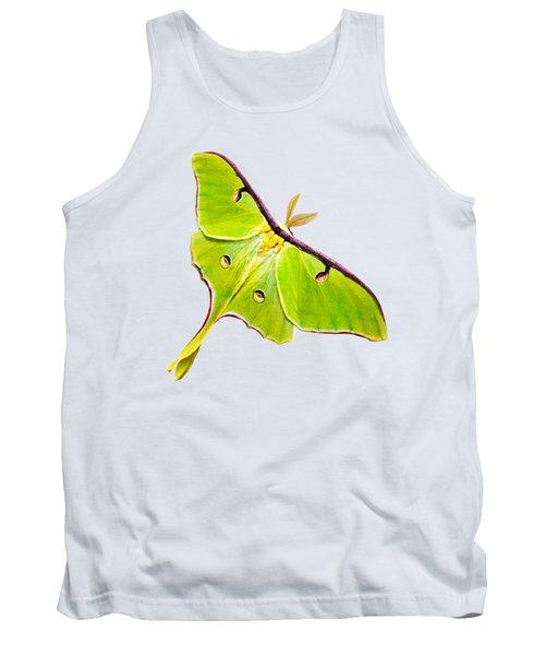 Luna Moth Tank Top
