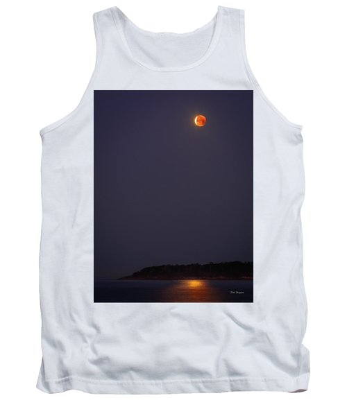Lunar Eclipse - January 2018 Tank Top
